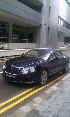 Bentley @ Singapore