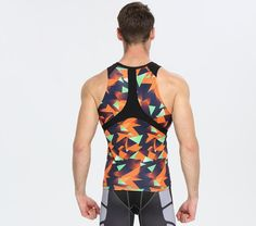 032771a299252d Men Compression Shirts MMA Rashguard Keep Fit Fitness Sleeves Base Layer  Skin Tight Tank Top Weight Lifting Elastic Mens Tanktop-in Boxing Jerseys  from ...