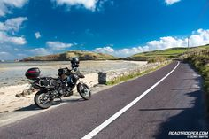 Wild Atlantic Way Motorcycle Adventures - Mizen Peninsula Ireland West Coast Of Ireland, Motorcycle, Adventure, Youtube, Tours, Motorcycles, Adventure Movies, Adventure Books