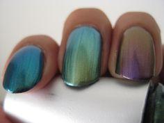 Chrome Nail Polish Amazing Design For Beautiful | Nail Art Designs