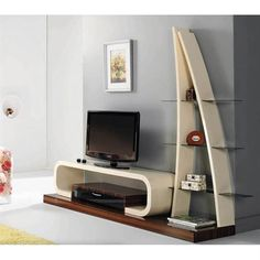 DIY TV Stand Ideas You Can Build Right Now – Architecture Art. Find out our other images similar to this floating wall mount tv stand mounted unit at gallery below and if you want to find more ideas about wall mount unit. Wardrobe Design Bedroom, Bedroom Furniture Design, Home Decor Furniture, Interior Design Living Room, Interior Modern, Living Room Tv Unit, Living Room Modern, Living Room Decor, Tv Unit Decor