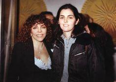 Veronica y Silvina en 1999.