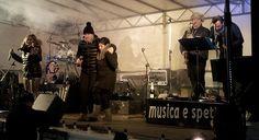Il saluto all'Anno Nuovo con i Cammelli di Romagna da Castrocaro