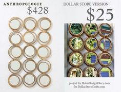 27 Dollar Store Craft Ideas | DIY Cozy Home