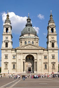 St. Stephen's Basilica, Budapest - Hungary