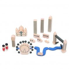 Heritage Toys London City In A Bag