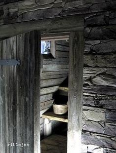 Real sauna look!
