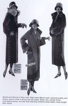 More Coats