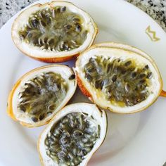 Passion fruit for breakfast at Riu Palace Peninsula - Cancun - Mexico - All Inclusive
