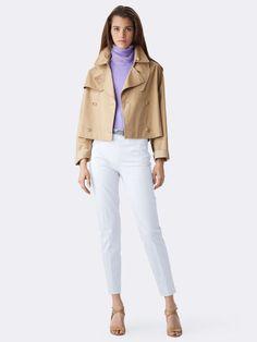 Annie Stretch Cotton Pant - Collection Apparel Pants - RalphLauren.com