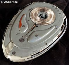 Lost in Space: Jupiter 2, Modell-Bausatz ... http://spaceart.de/produkte/lis002.php