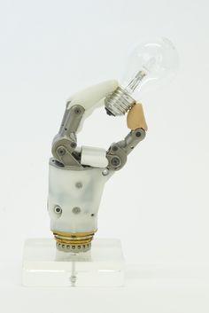 3ders.org - Hy5 receives Eurostar funding for titanium 3D printed myoelectric prosthetic hands   3D Printer News & 3D Printing News