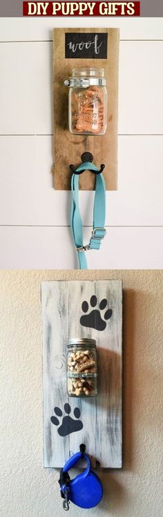 diy puppy gifts Puppy Gifts, Bottle Opener, Puppies, Diy, Cubs, Bricolage, Do It Yourself, Pup, Homemade