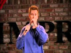 Brian Regan- My husband and I went to see him in 2011 and we're going to see him again in December of 2012. He's our favorite comedian! It takes real talent to be this funny and never use bad language in your acts. I respect him even more for that! E.A