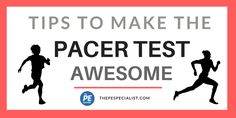Tips for the Pacer Test