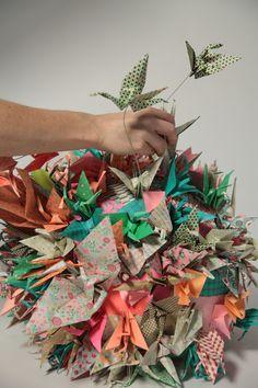 Origami ! Motifs Mini labo pour @monpetitart