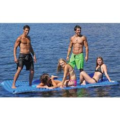 Outdoor Recreation - Sports & Outdoors - All Departments Water Mat, Walking The Plank, Walk On Water, Outdoor Recreation, Outdoor Fun, Outdoor Spaces, Summer Fun, Surfing, Sports
