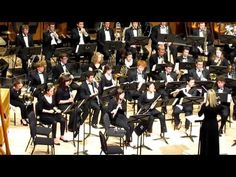 Toccata and Fugue in D Minor  BWV 565 - J.S. Bach performed by the Northwestern University Wind Ensemble, conducted by Dr. Mallory Thompson