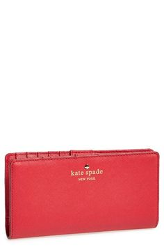 Got it on eBay for a third of the price! kate spade new york 'cedar street - stacy' wallet available at #Nordstrom