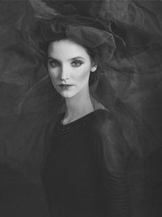 Black: By Iwona Aleksandrowicz, more artworks http://www.artlimited.net/23082 #Photography #Large #format #People #Portrait
