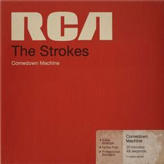 Review: The Strokes – Comedown Machine (+Albumstream)