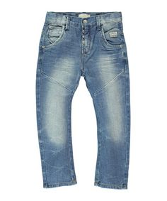 Bagger faded pure cotton jeans Sale - Name it Sale