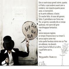 #citazioni: Alessandro Baricco   #book #reading #quote   @laikag   GAIA TELESCA  