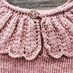 Daisydragt | Knitting for Olive opskrift