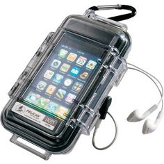 Pelican® Waterproof iPhone® Case at Cabela's. Basic Camping Gear.