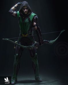 Green Arrow Bow, Red Arrow, Green Arow, Arrow Black Canary, White Canary, Arrow Comic, Make A Comic Book, Superman, Deadpool Funny