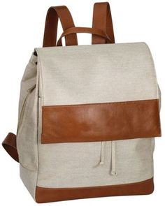 Luciano Backpack (Bellino) 4723 TAN « Clothing Impulse