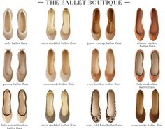 Ballet flats...I'm really picky about flats...prefer canvas and no bows...and comfortable! My fav pair is getting dirty and I want a pair just like them. These seem pretty cute though...!