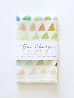 Small Triangles In Multi - Yao Cheng Design - $34.99 - domino.com