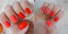 Esmalte da Semana | Vibrant Orange (Color Show, Maybelline) e Laranjíssimo (Quem Disse, Berenice?) | Nail Polish | Nail Art | Desafio 31 unhas | Perspectiva Laranja