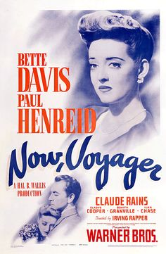 Now Voyager - Another great Bette movie-A great story