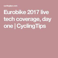 Eurobike 2017 live tech coverage, day one   CyclingTips