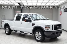 1FTSW21R38EE19037 | 2008 Ford F-250 FX4 for sale in Mansfield, TX Image 1