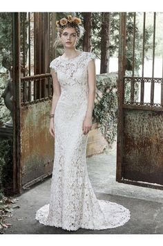 Maggie Sottero Bridal Gown Trudy 5MT655