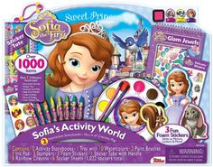 bendon disney sofia the first giant art collection check this awesome product by going to