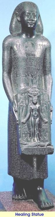 Egypt: Religious Statuary of Egypt