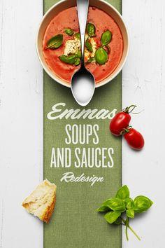 Emmas (soupes) | Design : bessermachen, Copenhague, Danemark (avril 2016)