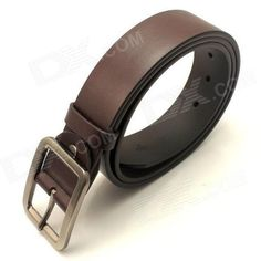 Mens Brown Sea Turtle Belly Print Cowboy Belt Real Leather Silver Buckle Cinto