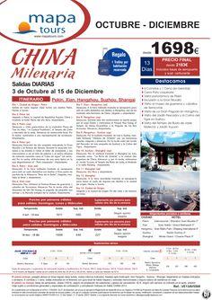 China Milenaria salidas hasta el 15 Diciembre **desde 1698** - http://zocotours.com/china-milenaria-salidas-hasta-el-15-diciembre-desde-1698-2/