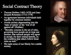 hobbes social contract - Google Search
