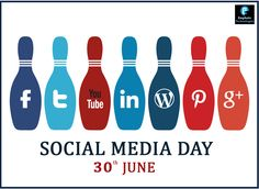 Social media is not just an activity; it is an investment of valuable time and resources. #SocialMediaDay #EmphaticTechnologies