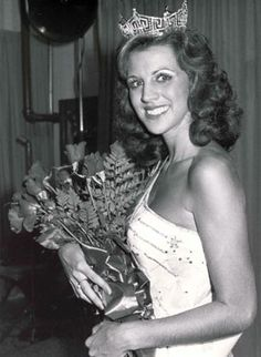 Cheryl Prewitt.. Miss America  1980 from Ackerman, Mississippi