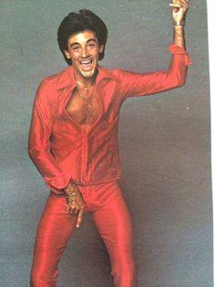Denny Terrio, host of Dance Fever