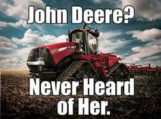 Never heard of her Case Ih Tractors, Farmall Tractors, Big Tractors, International Tractors, International Harvester, Farm Life Quotes, Farm Humor, Funny Farm, Office Jokes