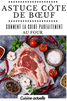 How to cook a prime rib of beef in the oven?-Comment cuire une côte de bœuf au four à la perfection ? How to cook a rib of beef in the oven to perfection?, Rib of beef in the oven, tip rib of beef in the oven, rib of beef in the oven easy, - Slow Cooker Bbq, Slow Cooker Recipes, Prime Rib Of Beef, Bbq Short Ribs, Cuisine Diverse, Beef Ribs, Rib Recipes, Meatless Monday, Pot Roast