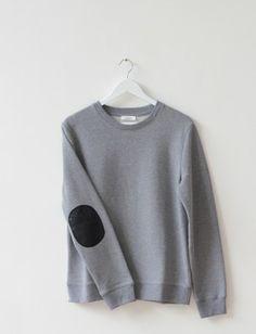 "Le Sweatshirt ""Boyfriend"" - Maison Standards"